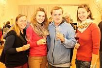 Svatomartinský přípitek přichystali ve středu 11. listopadu v 11 hodin a 11 minut v zámeckých jízdárnách v Lednici. Předcházelo mu žehnání vína. Po něm následovalo vystoupení lednické chasy.