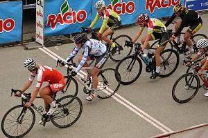 Břeclaví projede cyklistický závod