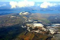 Robinu Cibulkovi z Březí učaroval paragliding. Z nebe fotí krásy jižní Moravy