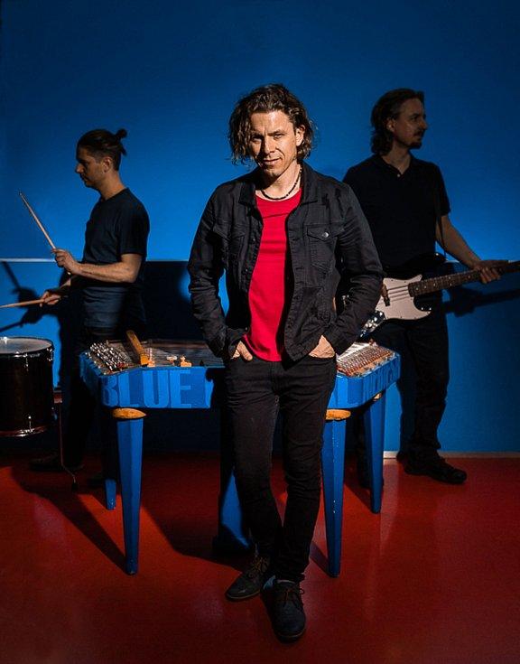 Hudebník Roman Veverka