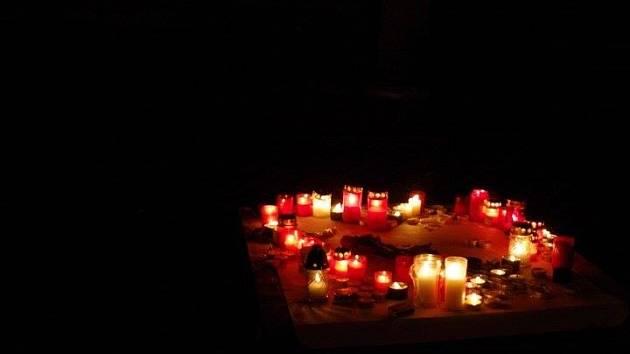 Pieta k 17. listopadu. Ilustrační foto