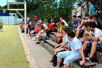 Kabinet tělesné výchovy při střední odborné škole průmyslové v Břeclavi pořádal sportovní den pro své žáky prvních až třetích ročníků. Celkem se soutěží zúčastnilo více než sto padesát sportujících žáků.