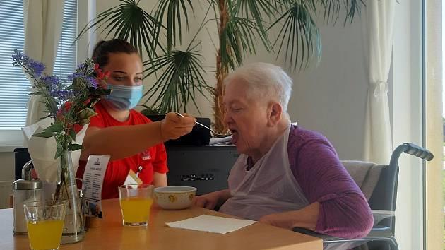 SeniorCentrum Šanov podporuje zaměstnanost v regionu.