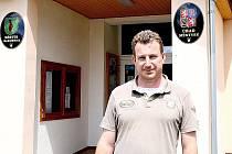 PROSIMĚŘICKÝ STAROSTA. Jiřího Lukeše čekají letos opravy silnic a vybudování kompostárny.