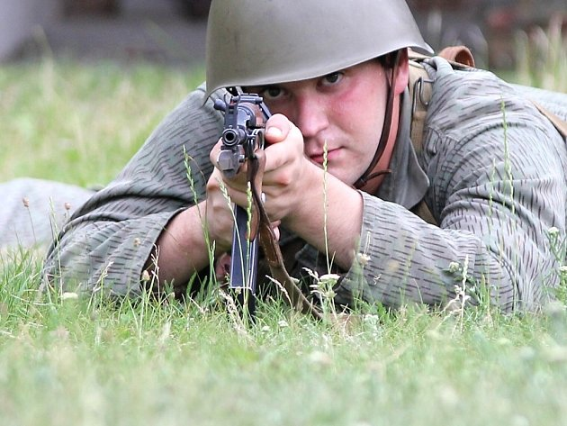 Oblekovická střelnice nabízí vyžití v různých druzích střelby.