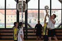Extraliga korfbalu: Znojmo vs. Prostějov
