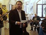 Znojemský Okrašlovací spolek předal svá tradiční ocenění. Předávání v Domě umění moderoval Jiří Ludvík.