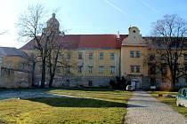Zámek v Moravském Krumlově. Ilustrační foto