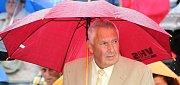Miroslavské Meruňkobraní s Jarmarkem u Floriána letos kropil opakovaně déšť.