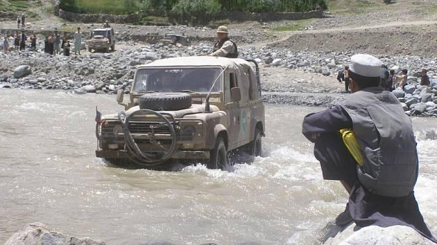 Na cestách po Afghánistánu