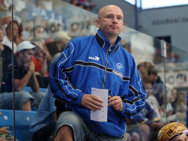 Trenér Pavel Hynek