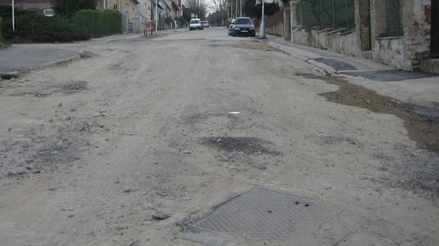 Oprava kanalizace ve Znojmě