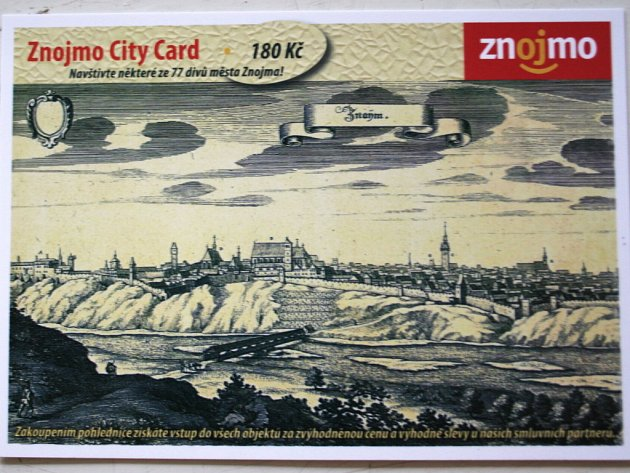 Znojmo City Card