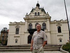 Sbormistr Jan Svoboda.
