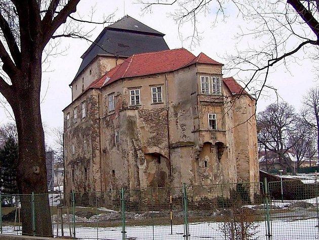 Zámek Miroslav