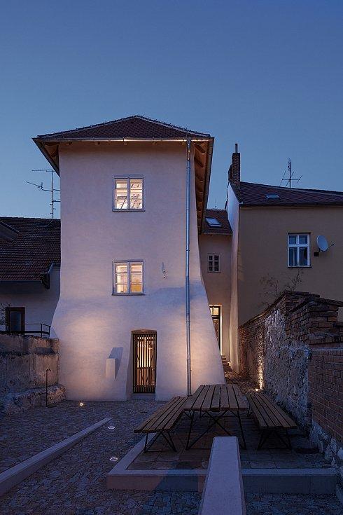 V soutěži o nejlépe opravenou památku v kraji má nominaci i mikulovský Štajnhaus.