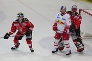 Hokejisté Znojma prohráli na tripu oba zápasy. V Salzburgu i Dornbirnu.
