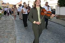Hudba v ulicích