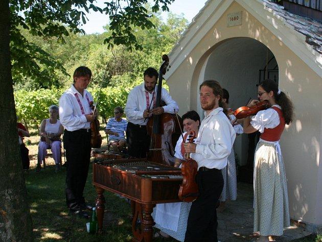 Setkání festivalů na Heiligersteinu