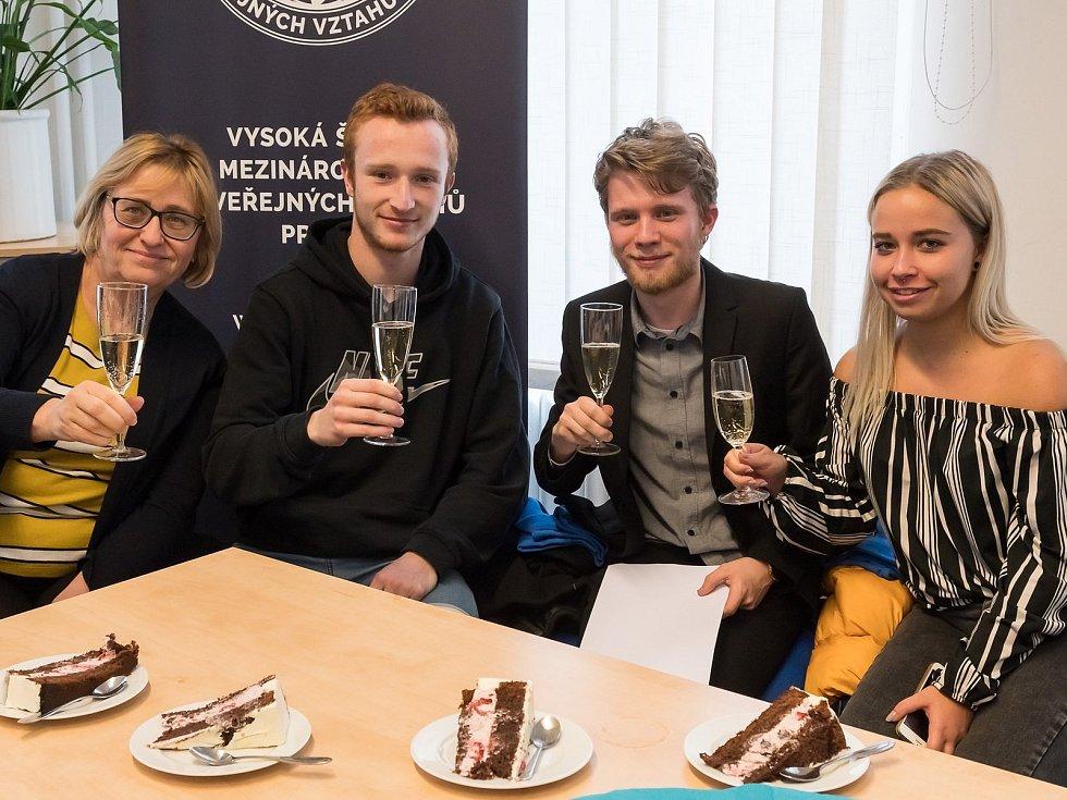 Studenti GPOA sbírali úspěchy v soutěžích.