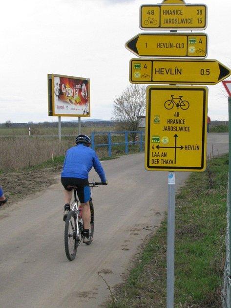 Cyklistická sezona byla zahájená