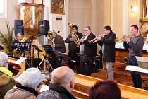 Vánoční koncert v Petrovicích,