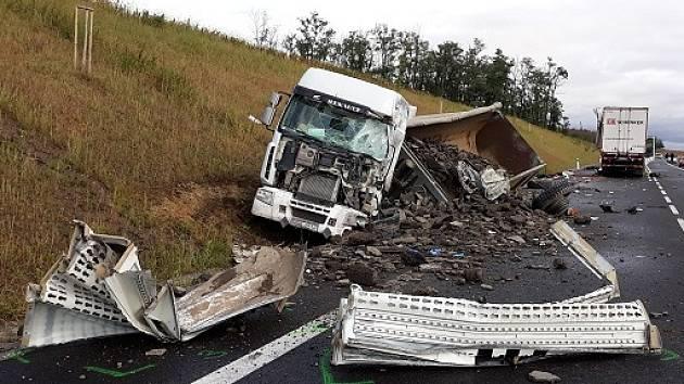 Po tragické nehodě omezili rychlost na obchvatu Lechovic