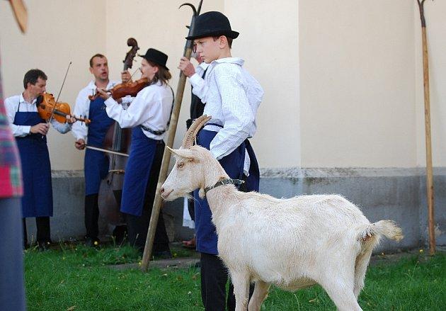Symbolicky zavřeli horu s Hroznovou kozou
