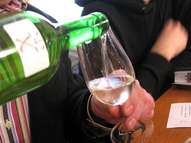 Vinaři rozdávali ceny na Znojemském koštu.