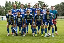 Fotbalisty třetiligového Znojma opustili tři hráči. Nyní jejich kádr tvoří devatenáct borců.