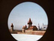 Znojmo představilo návštěvníkům nově zpřístupněnou část hradebního opevnění za Kapucínskou zahradou.