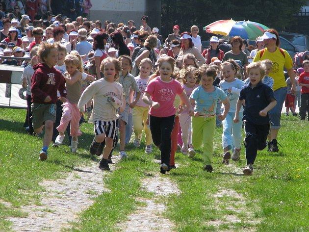 Znojemský Běh naděje 2008