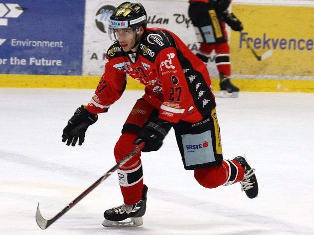 Vítěznou jízdu Orlů ukončil Salzburg. Znojemští hokejisté prohráli 2:6