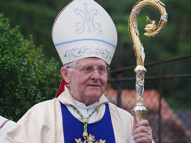 Věřící slavili v Hlubokých Mašůvkách tradiční hlavní pouť.