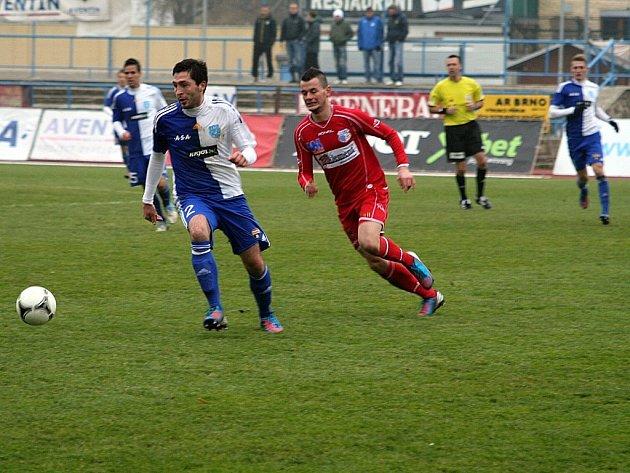 1. SC Znojmo – FK Ústí nad Labem 2:0