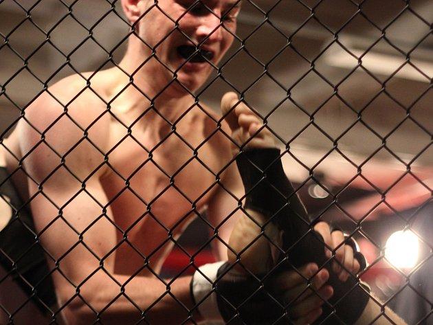 První galavečer MMA ve znojemské Gladork aréně