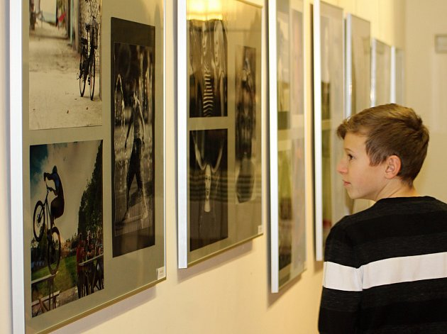 OBRAZEM: Ohlédnutí v Domě umění. Znojemský fotoklub zve na výstavu