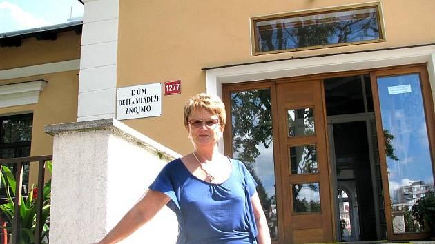 Jitka Schneiderová končí po osmnácti letech jako ředitelka DDM.
