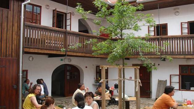 Travellers' Hostel v Třebíči