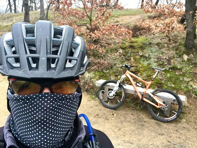 Horské kolo? To je vášeň a adrenalin…