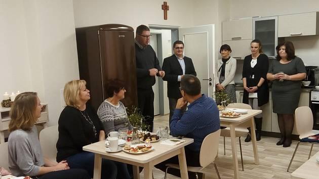 Nejen věřícím slouží nové Rodinné centrum Most v Moravském Krumlově.