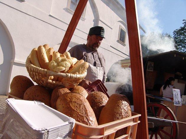 Slavnosti chleba ve Slupi. Ilustrační foto.