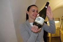 První vína Královské řady rýnských ryzlinků představili vinaři ze spolku VOC Znojmo.