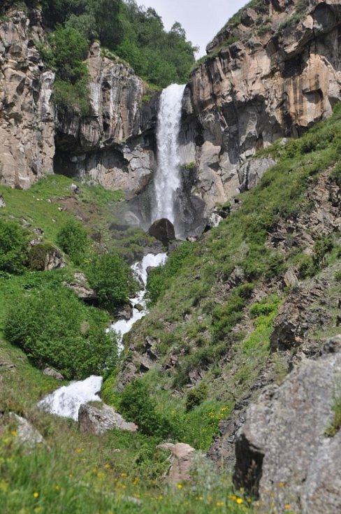 Obrazové ohlédnutí za cestou do Gruzie a na horu Kazbek.