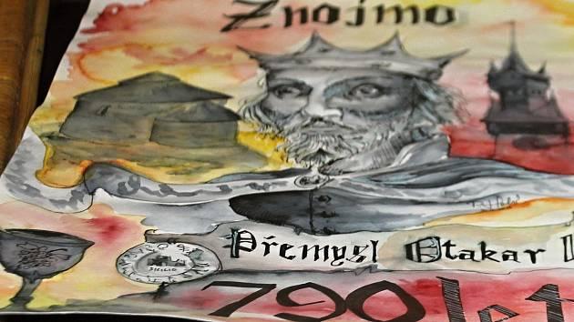 K oslavám 790 let od povýšení Znojma na královské město se připojilo i Jihomoravské muzeum ve Znojmě. Vyzvalo k práci na společných i individuálních projektech studenty středních škol.