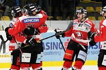 Hokejisté Znojma, ilustrační foto