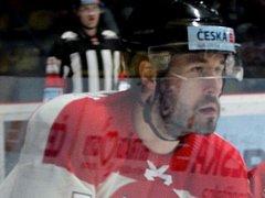 Znojemský hokejista MIkko Vainonen.