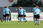Fotbalisté 1. SC Znojmo zatím pilují formu individuálně. Trénovat společně nesmějí.