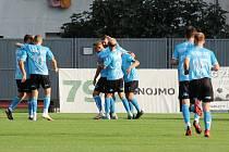 Fotbalisté 1. SC Znojmo už trénují společně. Restart MSFL však nečekají.