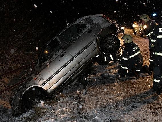 Havárie u Mikulovic.